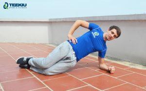 Teekiu Sport & FItness_Side Plank