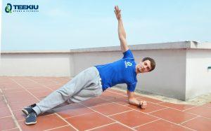 Teekiu Sport & FItness_Side Plank 2