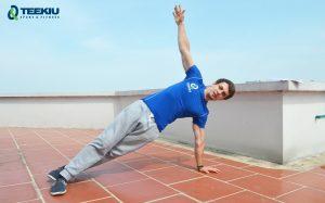 Teekiu Sport & FItness_Side Plank 3